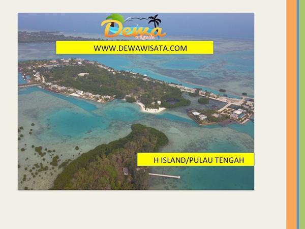 paket wisata pulau h