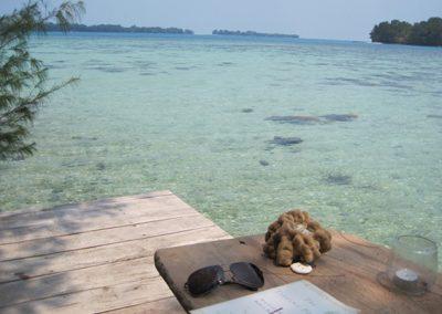 paket wisata pulau macan